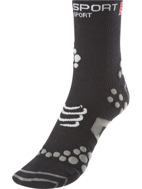Compressport Racing Winter Run V2.1 Socks Black